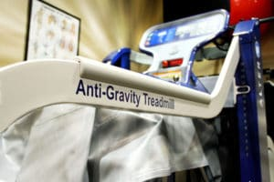Atlanta Physical Therapy anti gravity treadmill